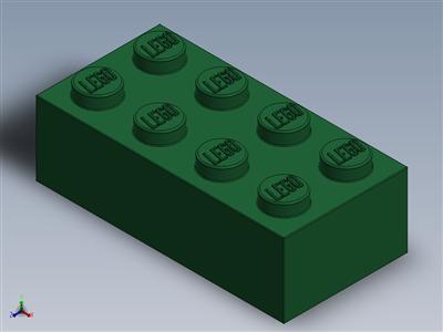 乐高套装#4421-1盒砖+额外颜色