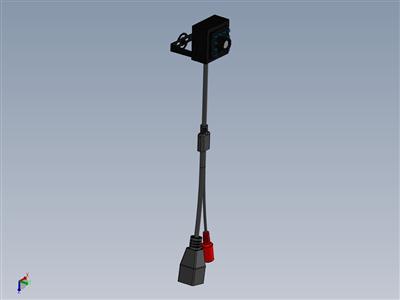 摄像头,LEAGY Mini-IP摇摄倾斜夜视互联网监控摄像头,1.0mp 940nm红外LED迷你红外IP摄像头,带红外切割(黑色),