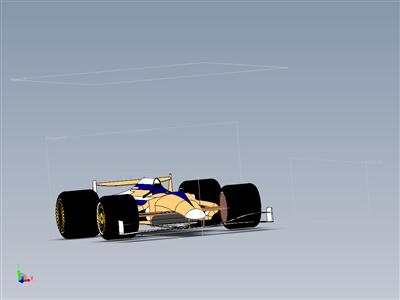 概念车结构设计F1。这是一个快速的设计。)联系方式:jpgdesigner1986@gmail.com