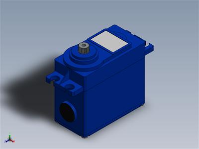 HS-5646WP型可编程数字防水伺服