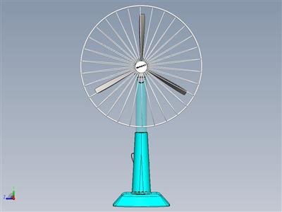 台式电风扇