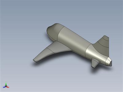 机身机翼剖面CFD数值分析与设计