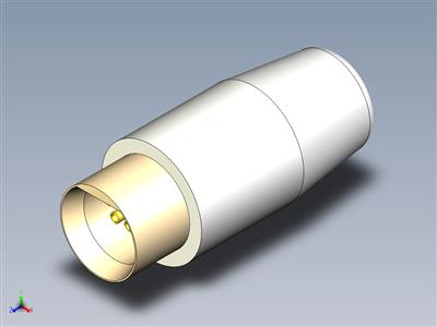 8位微型塑料圆形连接器-Omnetics MCS-WC型