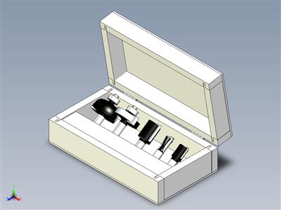 木料切割器盒