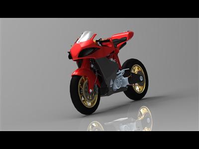 杜克SP1600摩托车