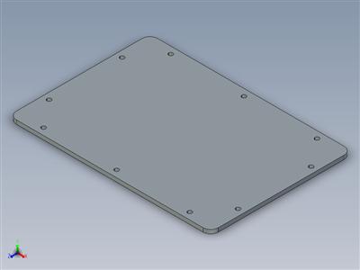 Peli 1150外壳面板