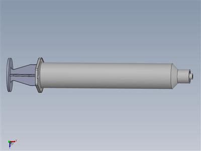 BD 20 mL 塑料注射器