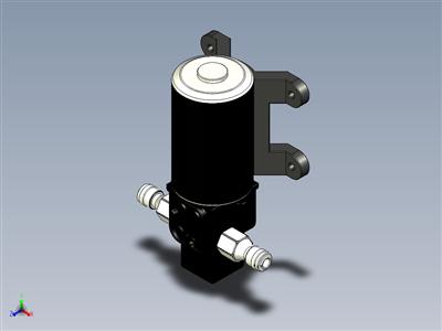 12V 60W 5Lmin微型隔膜水泵