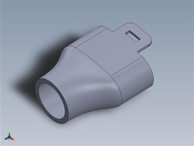 Husdon RCI 1605过滤器至全脸浮潜面罩适配器