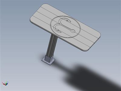 Bayliner 265硬木板桌子+磷环氧标志