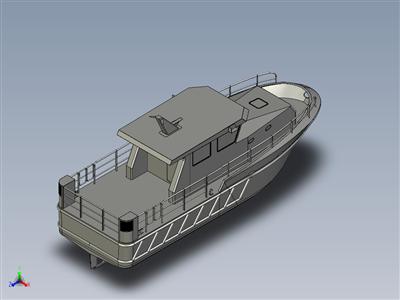11米-调查船