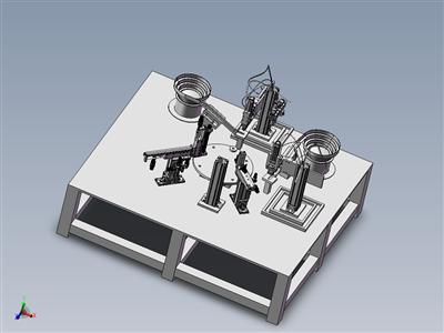 铜管绕线机