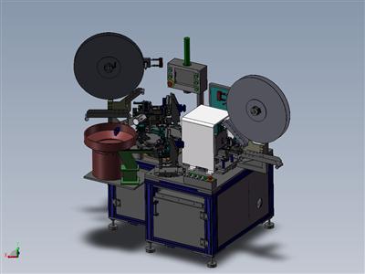 五金件自动组装机