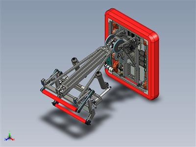 Apex Robotics 5803-红色等级(2018)
