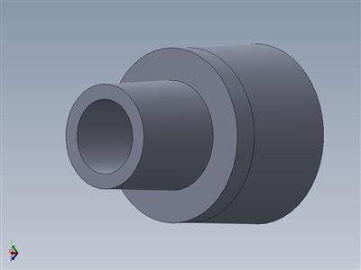 30 mm内螺纹至22 mm外螺纹适配器