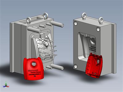 真空吸尘器项目-零件和模具及教程-(16)