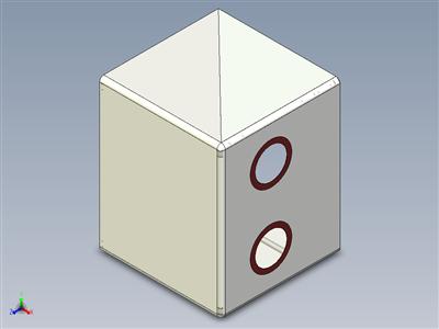 设计经济型喷雾箱-COVID19