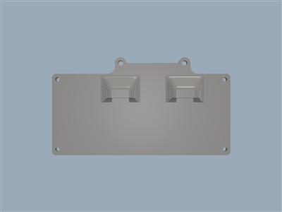 3D打印RC汽车V4——Tarmo4(所有文件)