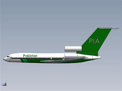 波音727