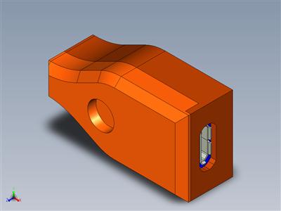 MicroUSB插接板盒