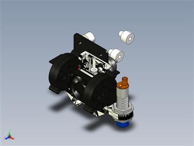 CR-10终结器 3 - 50x15 打印头组件 [WIP]