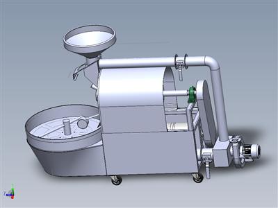 咖啡烘焙机