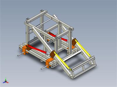 LifeTrac车轮安装概念